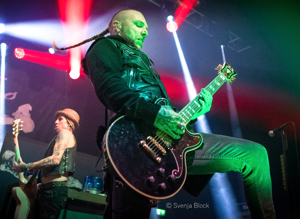 Backyard Babies © Svenja Block 7