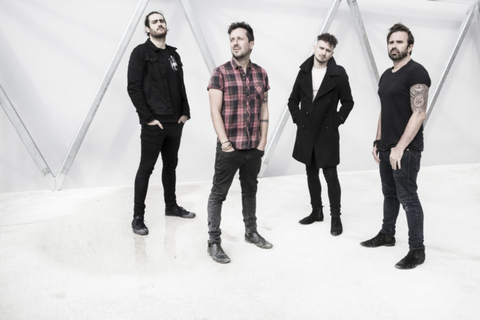 Watch This! South Coast Rockers Amongst Liars Crank Things Up To Eleven On New Single Over and Over