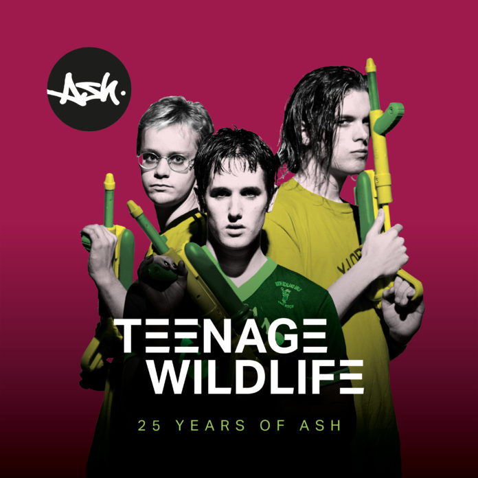 Ash - Teenage Wildlife