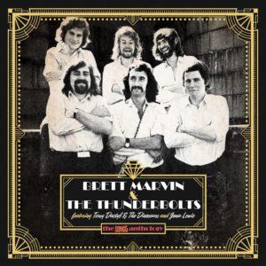 Brett Marvin & The Thunderbolts : The Sonet Anthology – album review