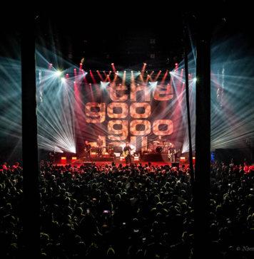 Goo Goo Dolls © Naomi Dryden-Smith