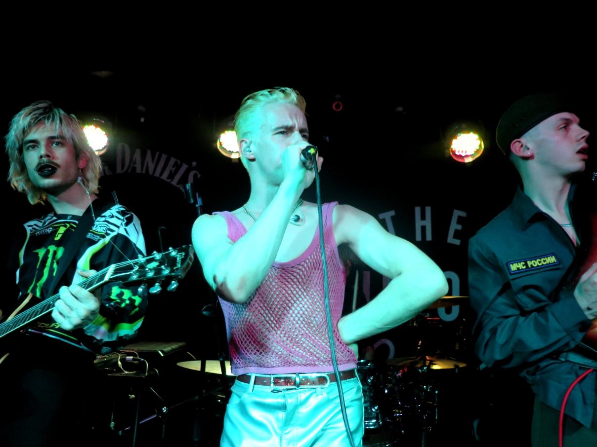 HMLTD: The Sunflower Lounge, Birmingham