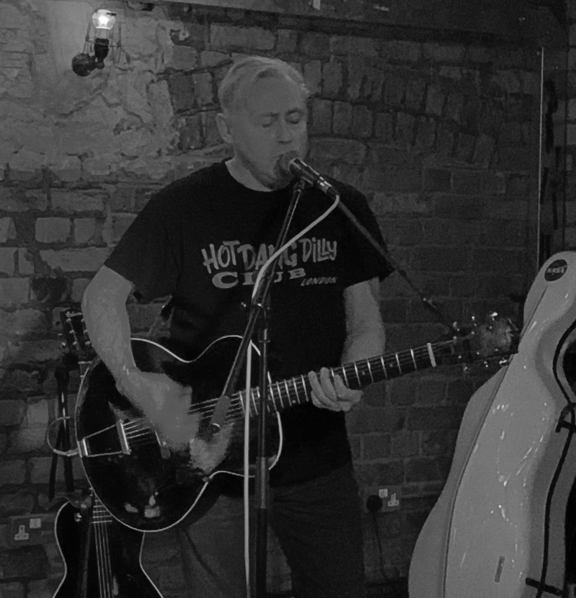 Kirk Brandon | Sam Sansbury Akoustik – live review