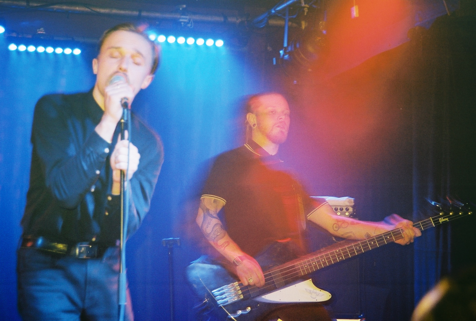 Molchat Doma: Night and Day Café, Manchester – live review