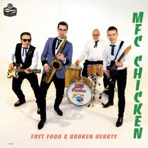 MFC Chicken: Fast Food & Broken Hearts – album review