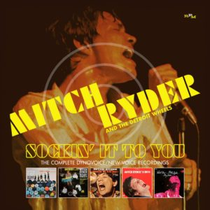 Mitch Ryder & The Detroit Wheels – Sockin' It To You – album review
