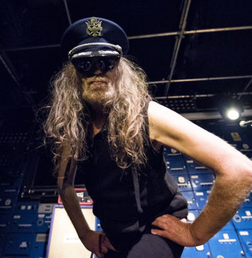 Julian Cope © Melanie Smith