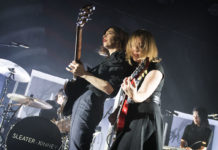 Sleater Kinney 1 © Melanie Smith