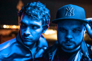 Royal Blood press shot