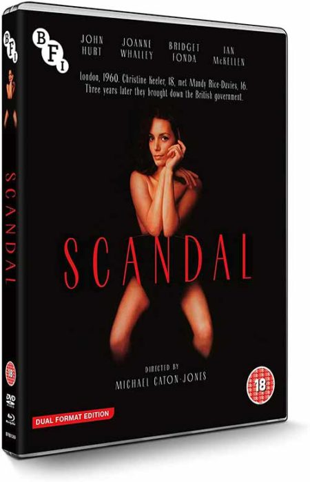 Scandal – film review