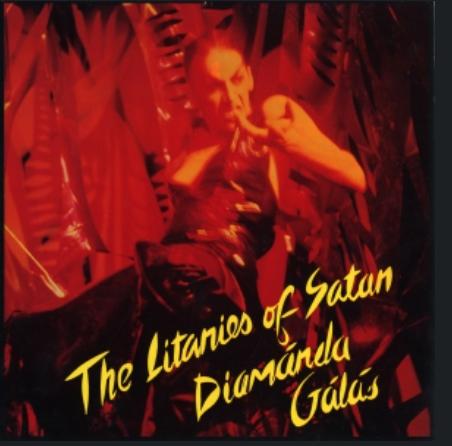 DIAMANDA GALÁS –THE LITANIES OF SATAN DEBUT ALBUM REMASTERED AND REISSUED