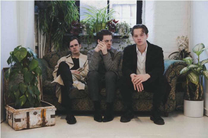 The Blinders announce new single/tour/album