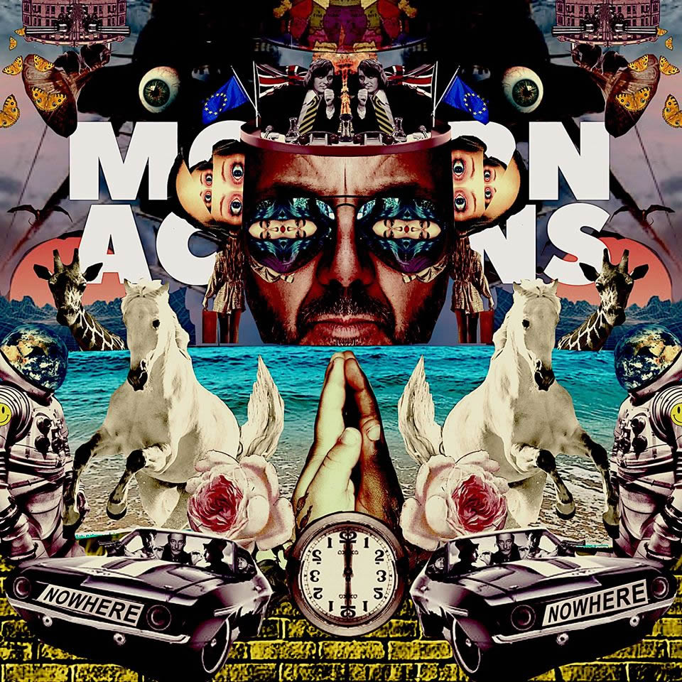 Space Monkeys - Modern Actions