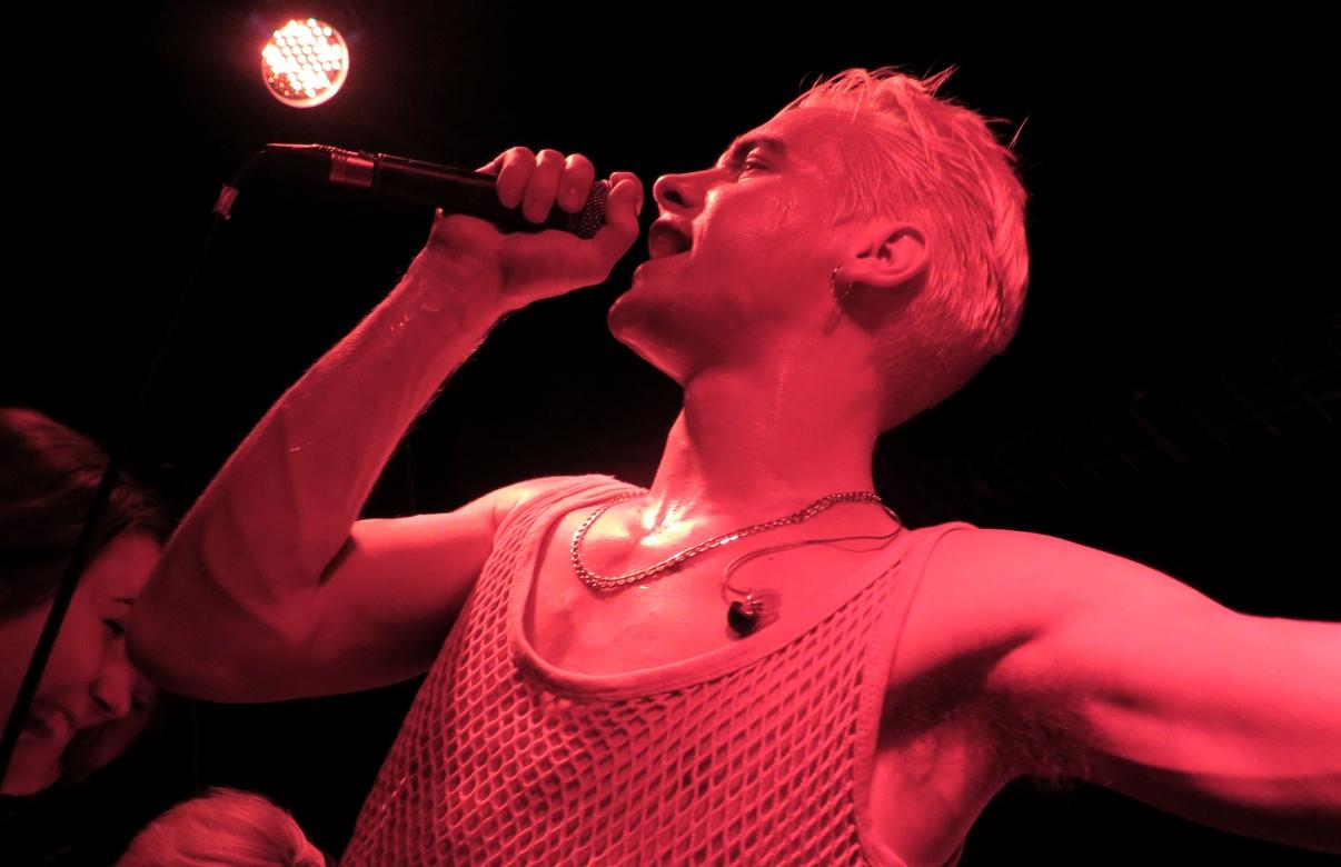 HMLTD: The Sunflower Lounge, Birmingham – live review