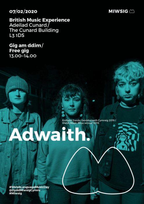 adwaith gig