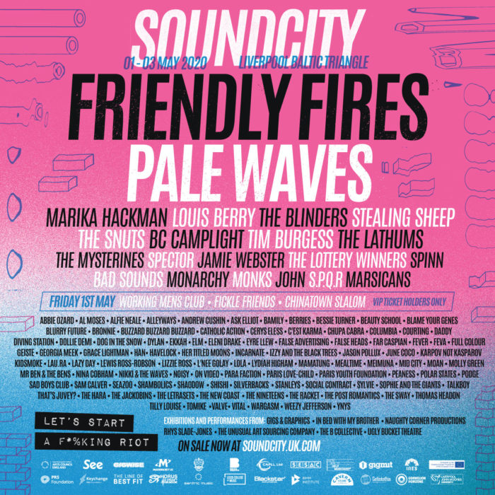 Liverpool Sound City 2020: festival preview