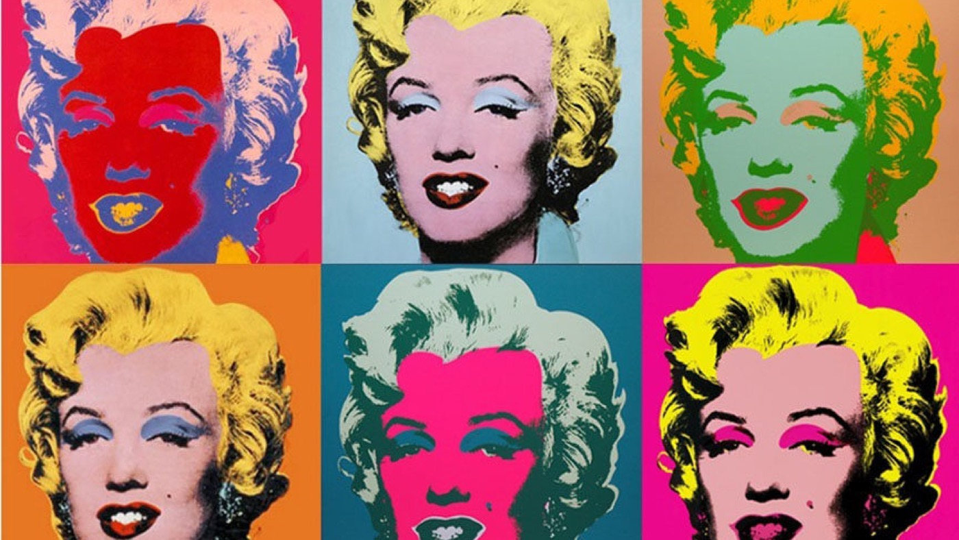 Monroe Montage by Warhol