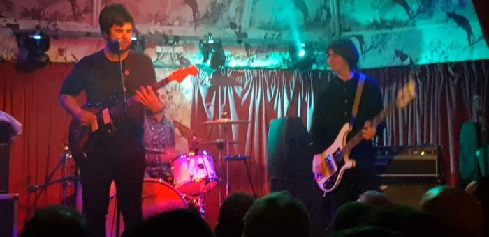 Deja Vega / Football FC / The Big Peach: The Deaf Institute, Manchester – live review