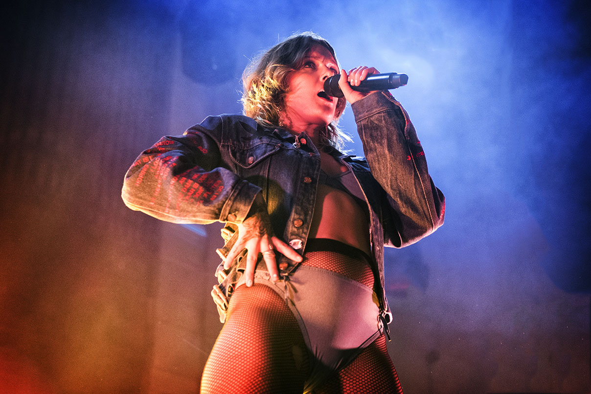 Tove Lo: Albert Hall, Manchester – live review