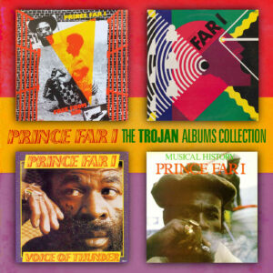 Prince Far I: The Trojan Album Collection – album review