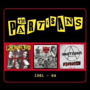 The Partisans – 1981-84 – album review