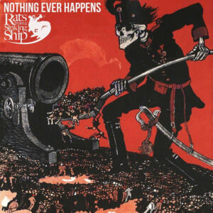 Rats From a Sinking Ship Nothing Ever Happens EP cover