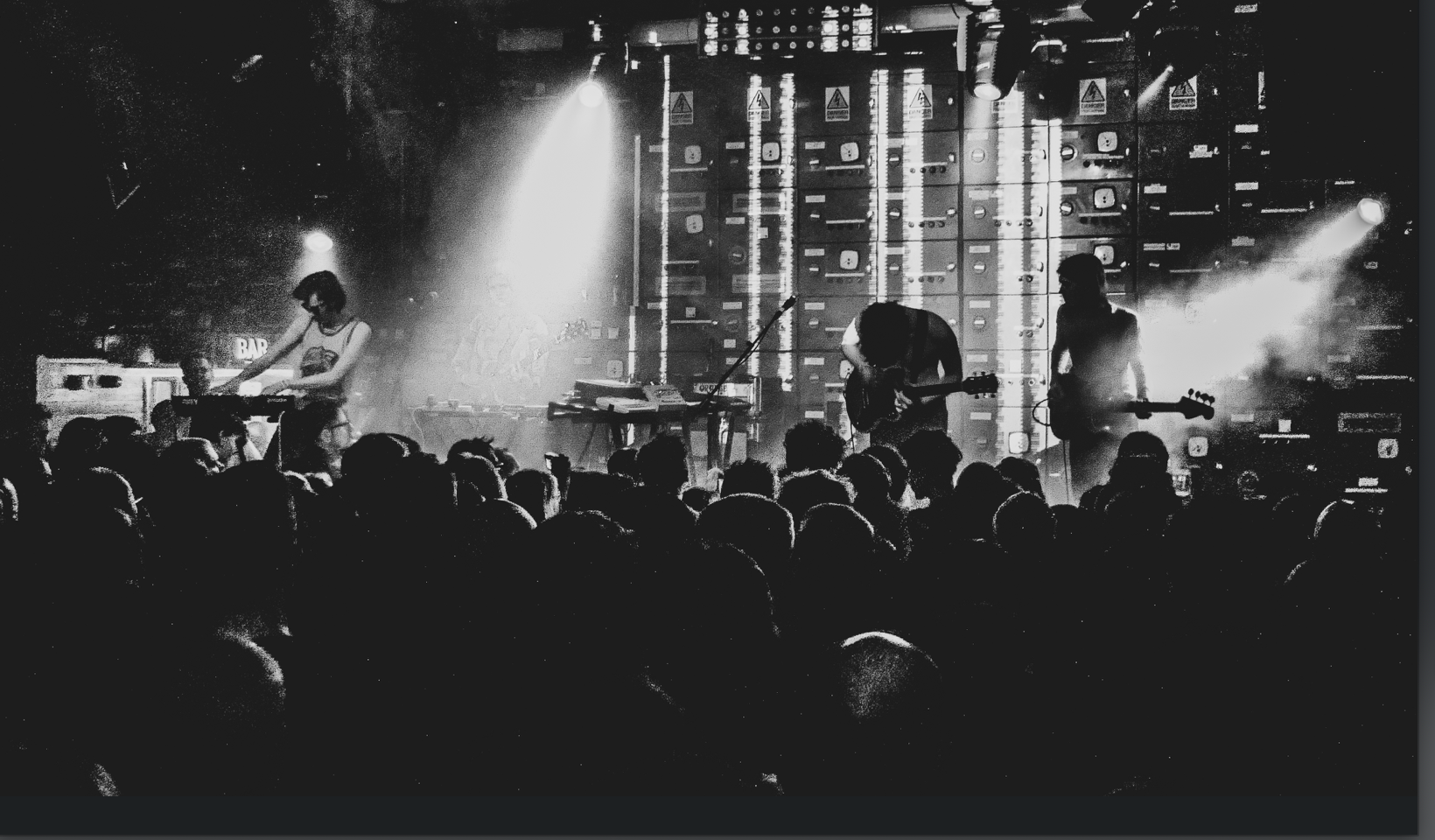 Working Men's Club: Gorilla, Manchester – live review