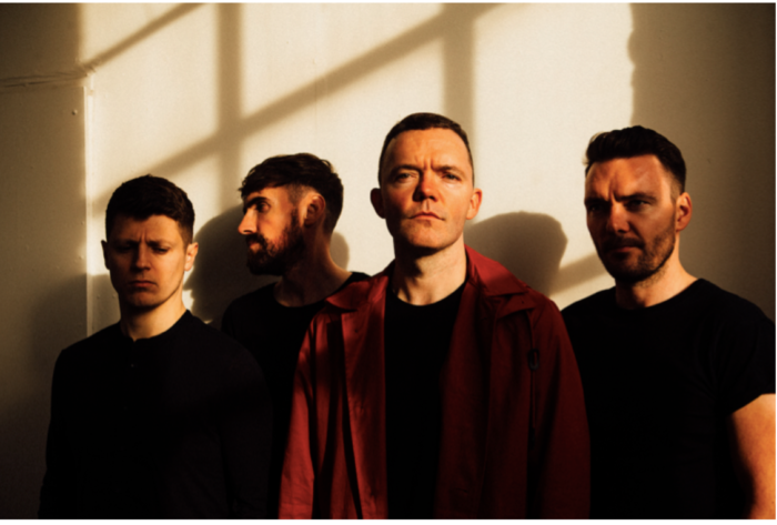 LISTEN! The Slow Readers Club new single 'Killing Me'  – it's brooding and magnificent