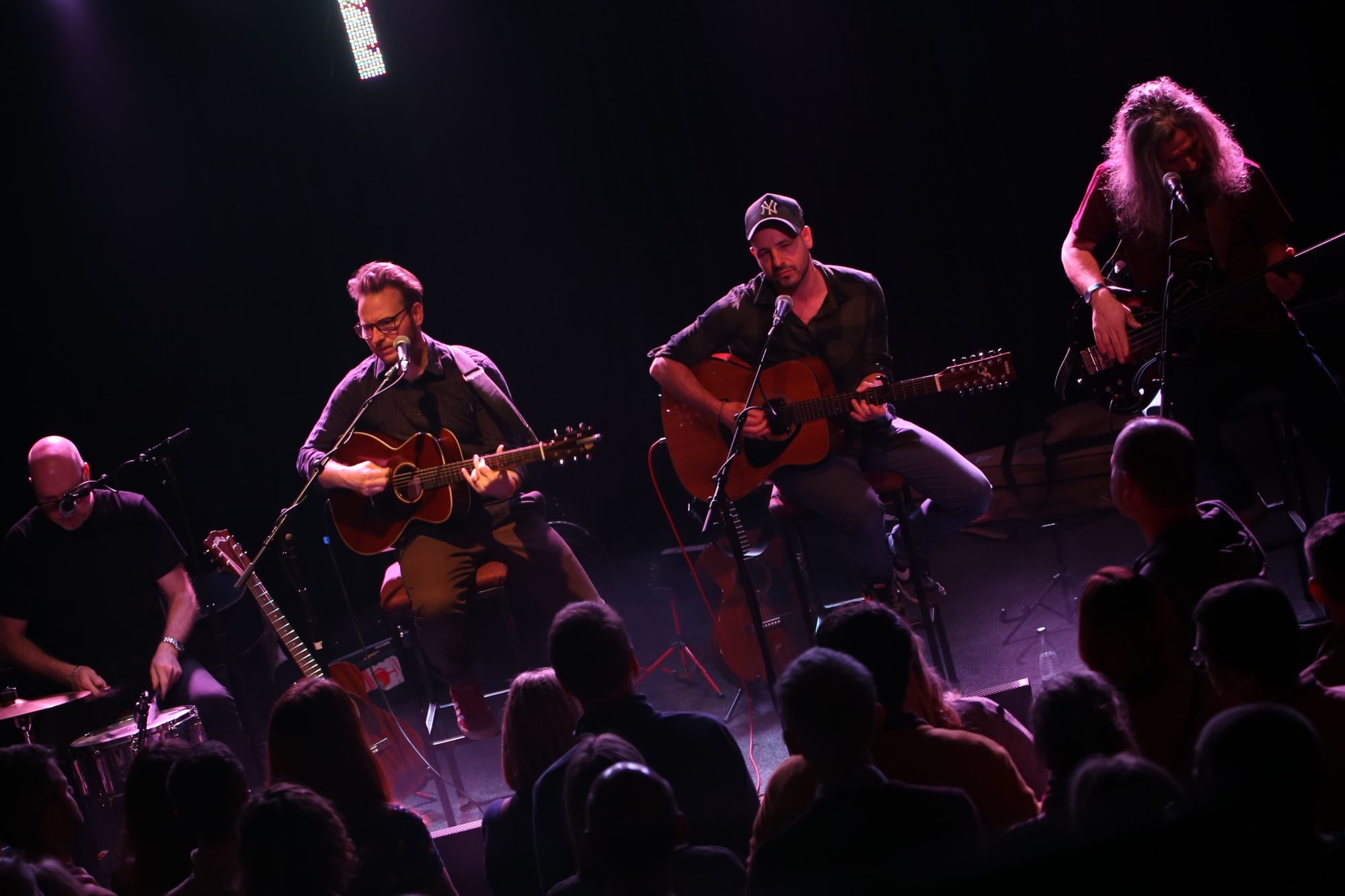 Turin Brakes go acoustic