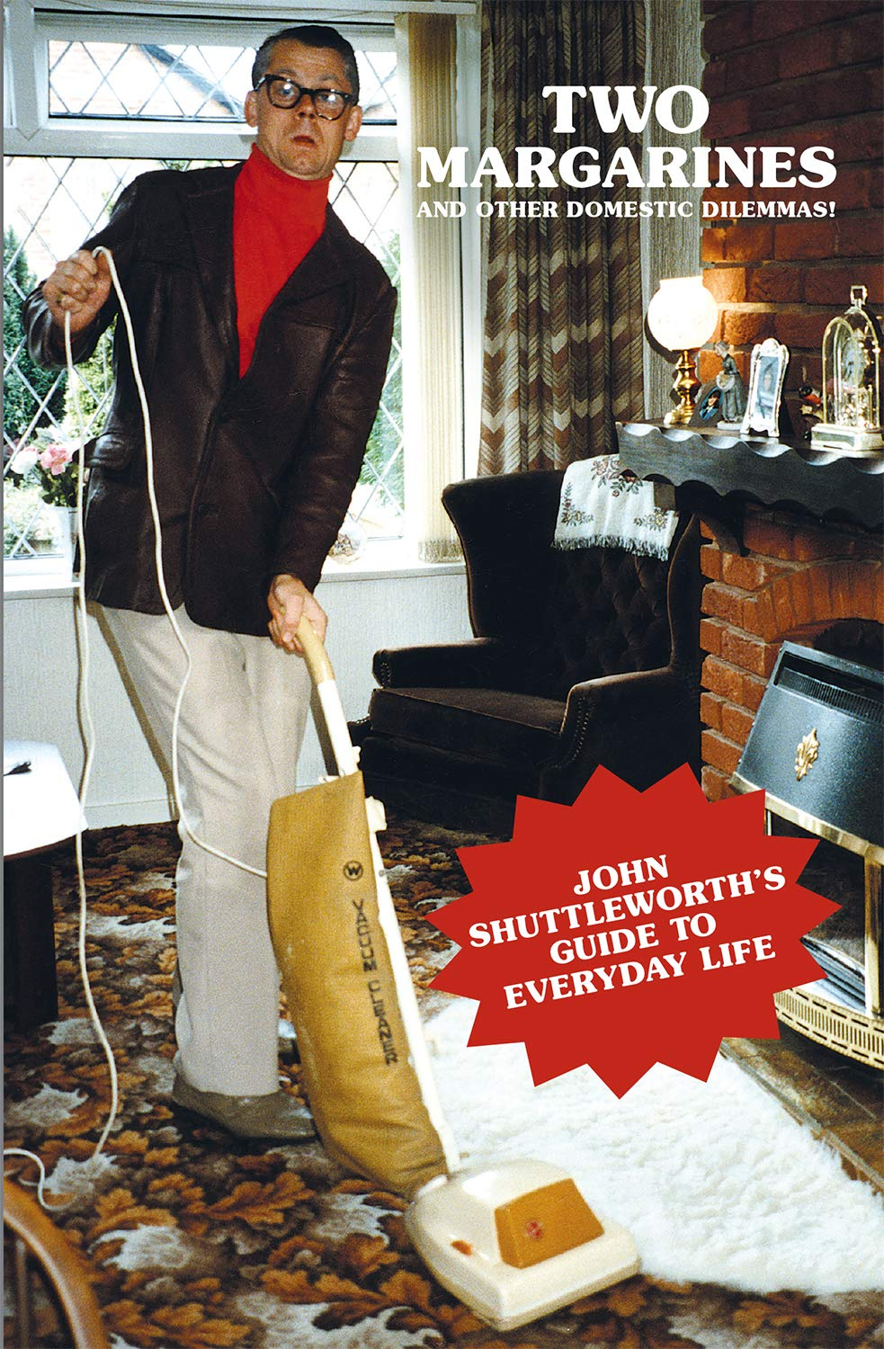 John Shuttleworth – Two Margarines – book review