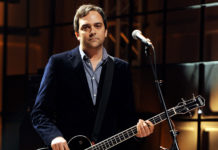Fountains of Wayne co-founder Adam Schlesinger, who has sadly died of coronavirus aged 52.