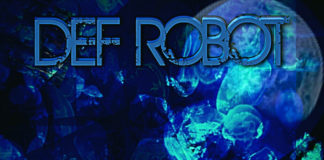 Def Robot Post Apocalyptic Blues