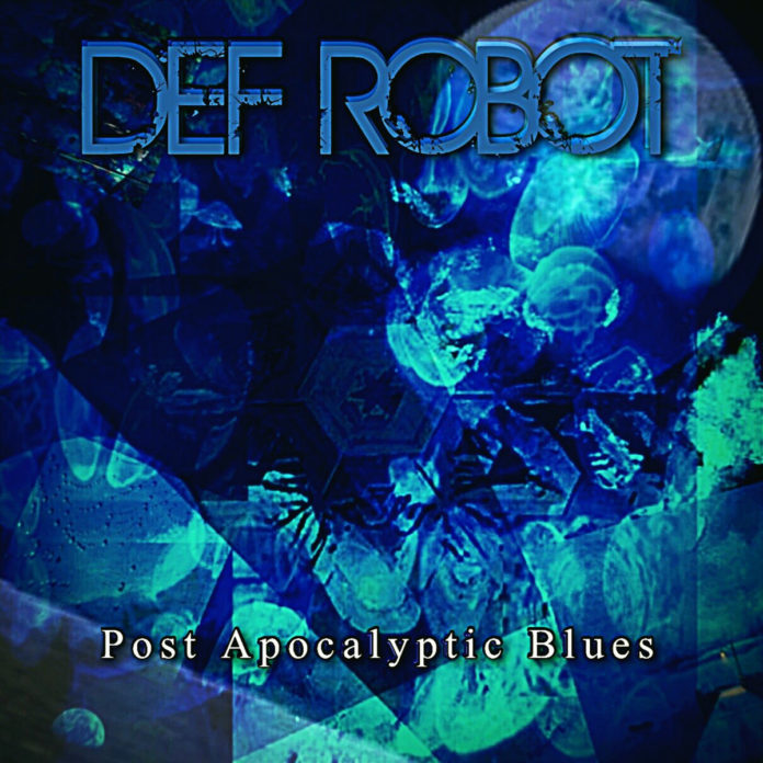Def Robot: Post Apocalyptic Blues