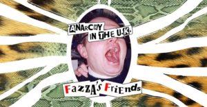 Fazza's Friends: Anarchy – lockdown tribute to Bournemouth gig-going legend