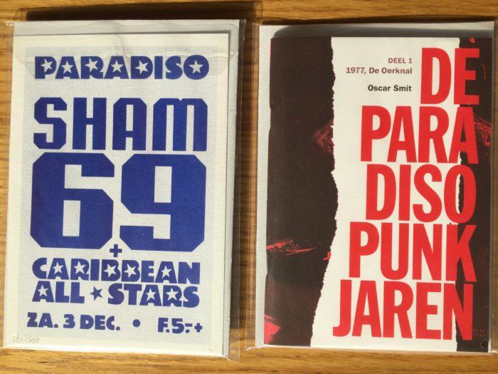 De Paradiso – De Punk Jaren – Book Review