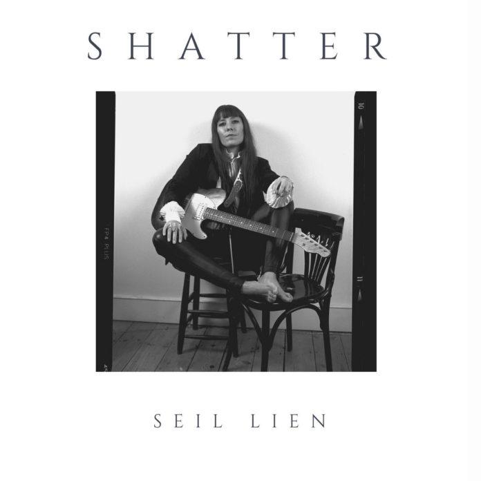 SEIL LIEN Shatter album cover