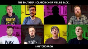 Nick Lowe & The Southsea Alternative Choir – (What's So Funny 'Bout) Peace, Love & Understanding