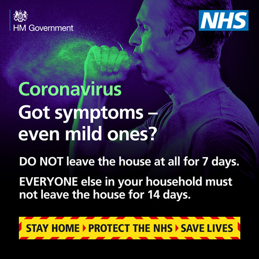 NHS Stay Home Ad is not Sleaford Mods… or is it?