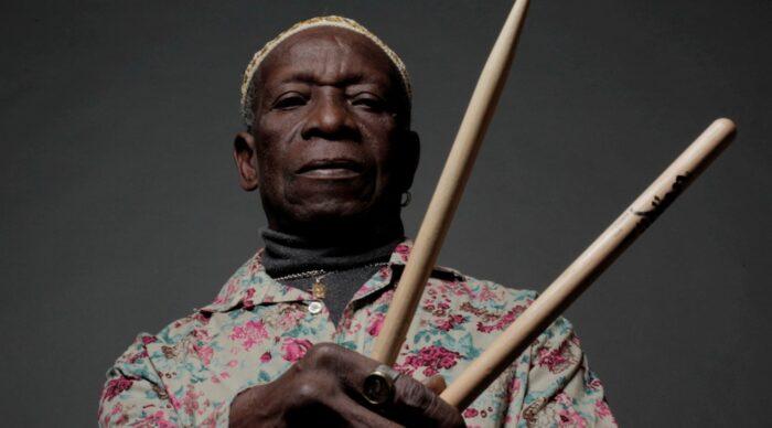 Tony Allen RIP Afrobeat drummer Tony Allen RIP Afrobeat drummer  extraordinaire
