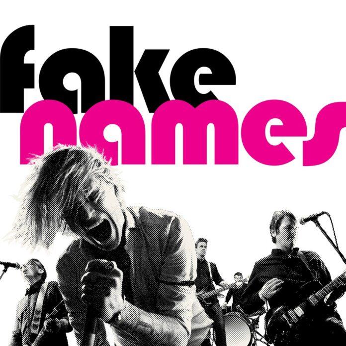 Fake Names Fake Names album cover