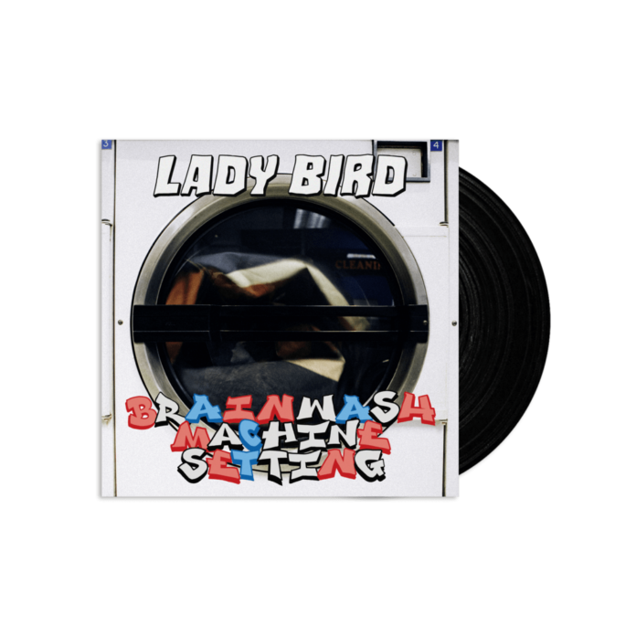 Lady Bird Front cover EP