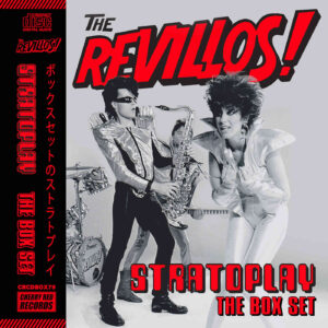 The Revillos – Stratoplay The Box Set – album review
