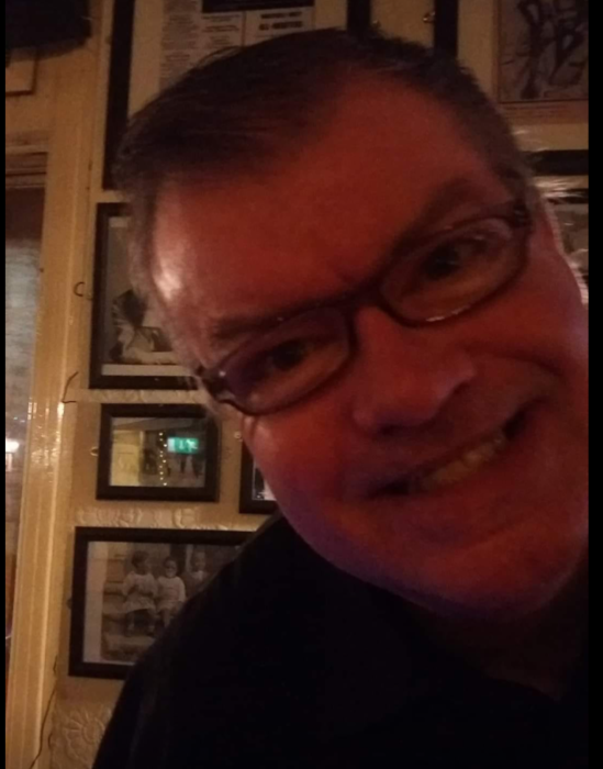 Dave Booth RIP (legendary Manchester DJ)