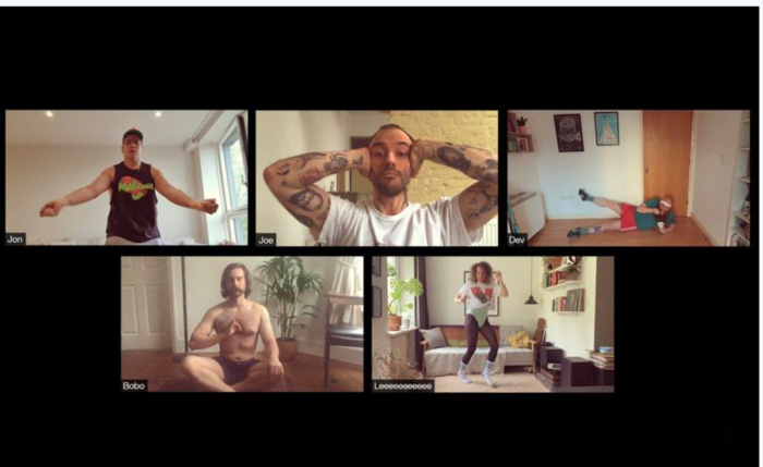 WATCH THIS! IDLES new song and news about album