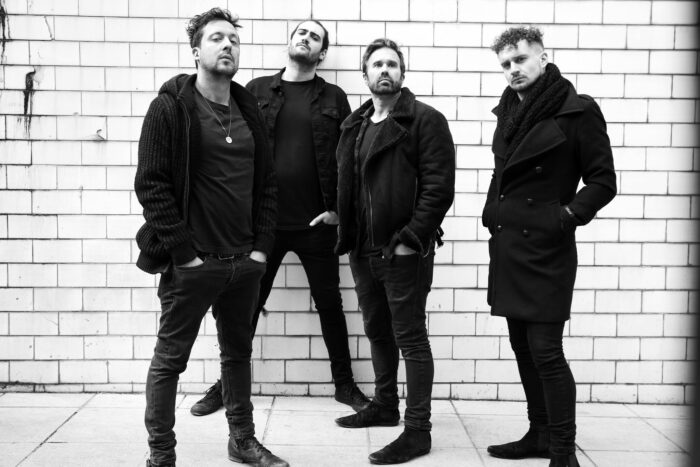 Watch This! Brighton's Amongst Liars Return With New Single Wolf Machine