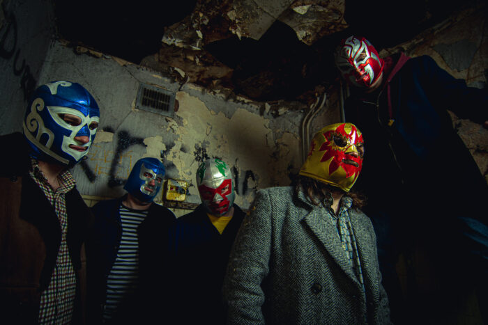 Listen to This! Manchester's The 99 Degree Get Swampy On New Single John The Killer