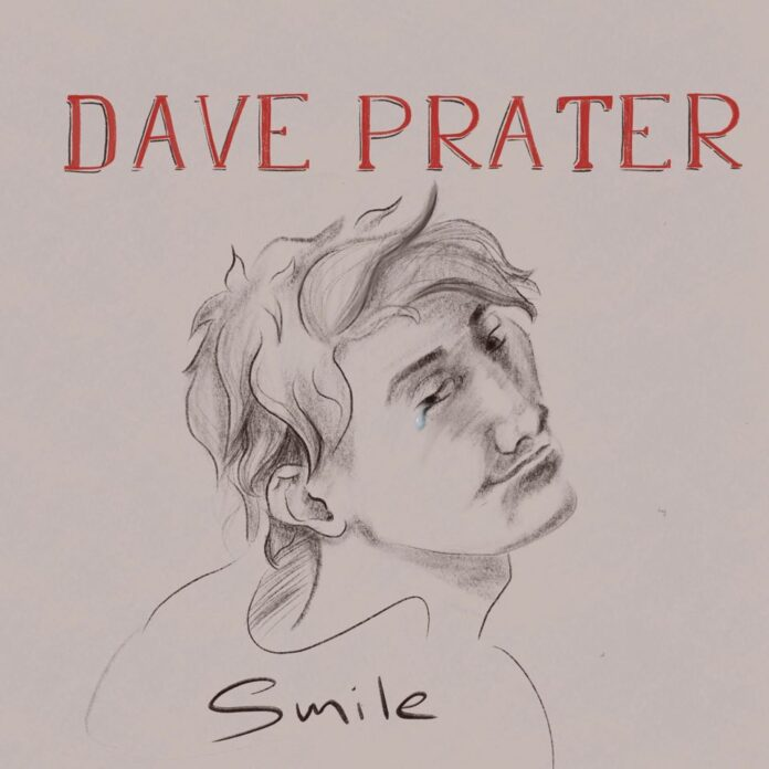 Dave Prater Smile single COVER