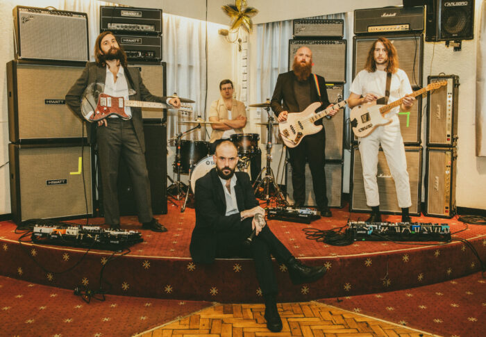 Idles announce new album!