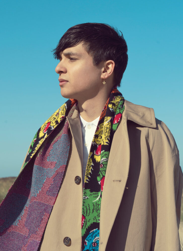 Listen To This! Sim Fane Brings New Colours To Music On Second Single Don't Let Me Down