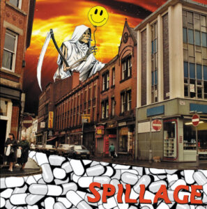 Spillage: Spillage – EP Review